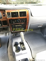 Накладки на торпеду Toyota/Тойота Tacoma 2001-2004 Single CD Player